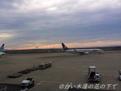 関空の風景