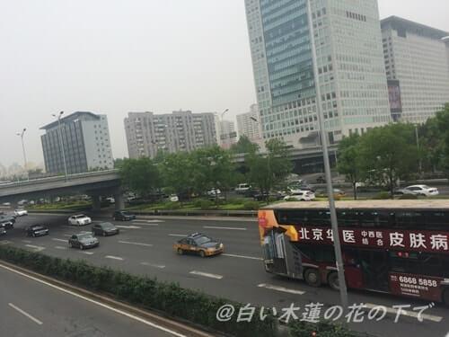 北京市の様子