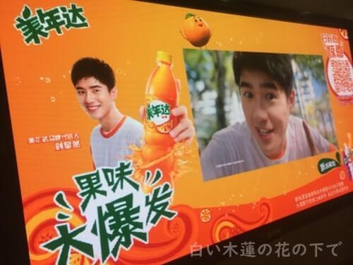 中国の電子広告