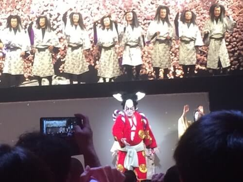 八月南座超歌舞伎ラスト