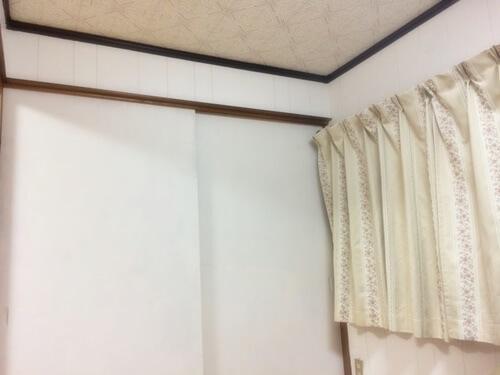 扉の塗装完了