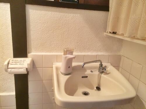 手洗い周り(DIY後)